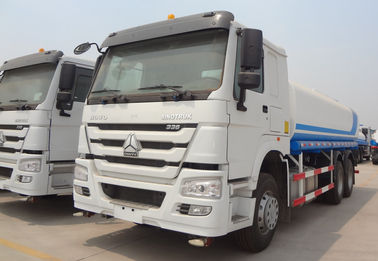 China HOWO 336hp Used Water Trucks LHD Driving Type Easy Operation For Road Cleaning factory