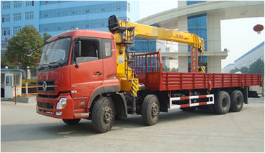 China Powerful Used Crane Truck Diesel Fuel Type 11980×2500×3200 Mm For Carrying Cargo distributor