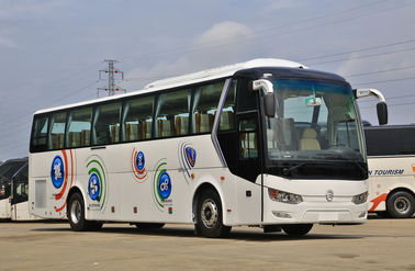 China 47 Seats Used Coach Bus Golden Dragon Brand Diesel Euro III Standard 2012 Year distributor