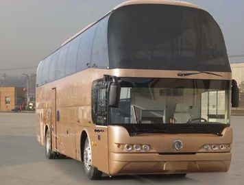 China 2012 Year Used Coach Bus 61 Seats Passengers With No Traffic Accidents distributor
