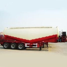 China 40m3 Tanker Capacity Used Tanker Trailers Steel 345 Frame With 3 Axles factory