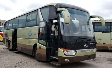 China 21 Seats Second Hand Bus , 2nd Hand Coach King Long Brand With Yuchai Diesel Engine distributor