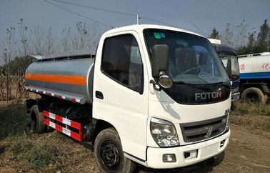 China 5-16 Tons Used Oil Tanker DONGFENG / FOTON / HOWO Brand Diesel Fuel Type distributor