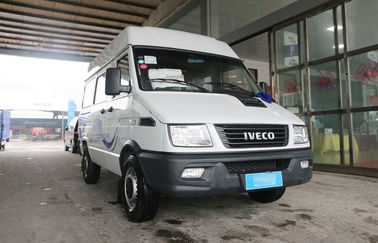 China White Iveco Brand Used And New Minibus 6 Seats 129 Hp Diesel 2013-2018 Year factory