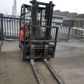 China Used Electric Diesel Forklift Truck 3t 5t Lift Capacity With 5000kg Weight factory