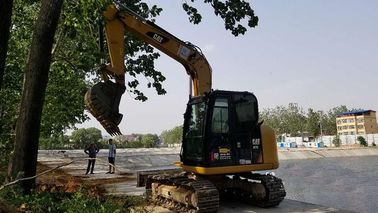 China Small Hydraulic Pressure Construction Machines 2008 Years Used Excavator CAT 307E2 factory