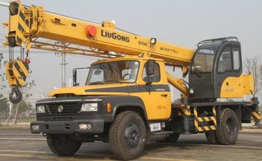 China Liugong Used Truck Crane 8 Ton 18.9m Max Lift Height Excellent Performance factory