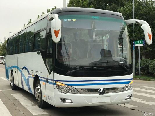 Higer 51 Seats Used Tour Bus International Standard