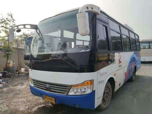 2010 Year Diesel ZK6122 51 Seats RHD Used Travel Bus