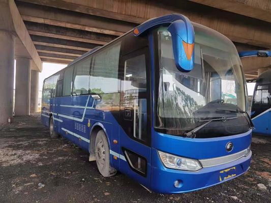 Current New Arrival Used Higer KLQ6115 Coach Bus 51 Seats