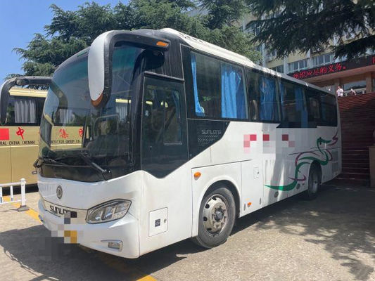 22 Seats Used School Bus 2014 Year Shenlong Brand With