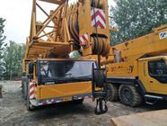 Huge Capacity 220 Ton Used Crane Truck 2013 Year For Construction Site