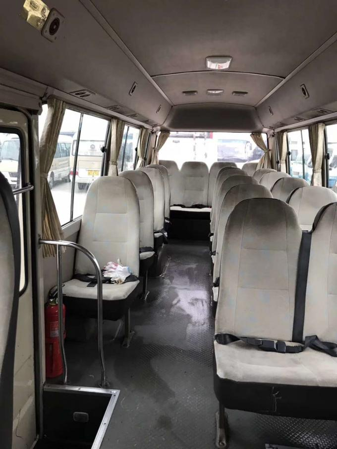 KINGLONG 22 Seats Used Passenger Bus With YC Diesel Engine