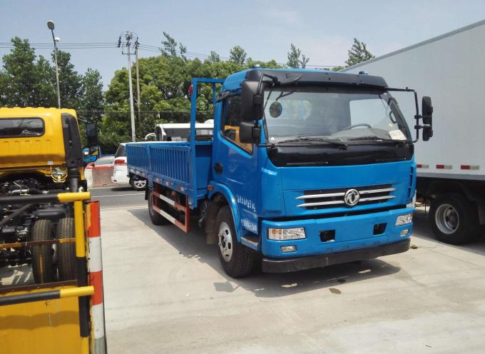 1995 Kg Payload Second Hand Lorry DONGFENG Brand With Euro III Diesel Engine