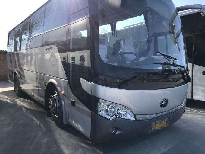 Yutong Used Luxury Buses , Diesel Second Hand Buses And Coaches 39 Seat