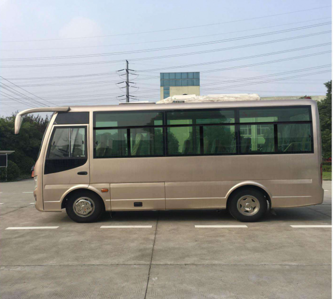 Huaxin Used Mini Bus Diesel Fuel Type 2013 Year 10-19 Seats 100 Km/H Max Speed
