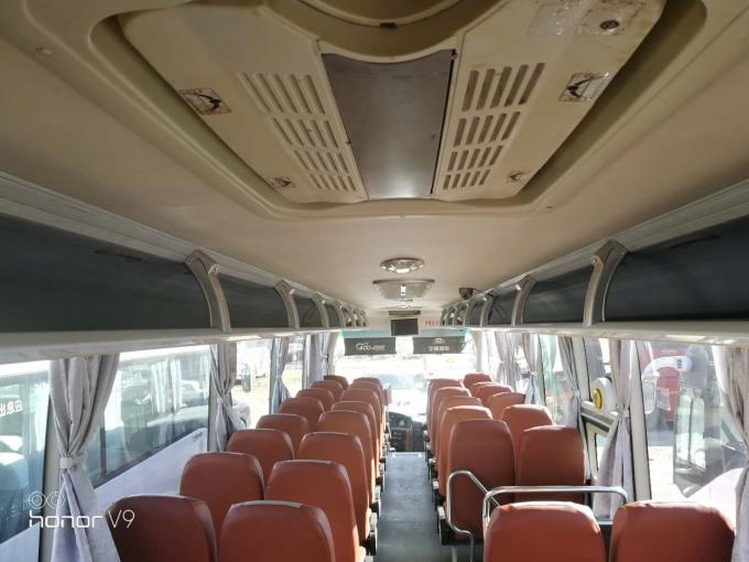2010 Year 53 Seats Used Motor Coaches , Used Commercial Bus For Traveling