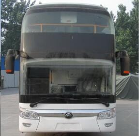 Good Yutong Euro IV Engine Standard Used Diesel Bus With 14 Meter 25-69 Seats