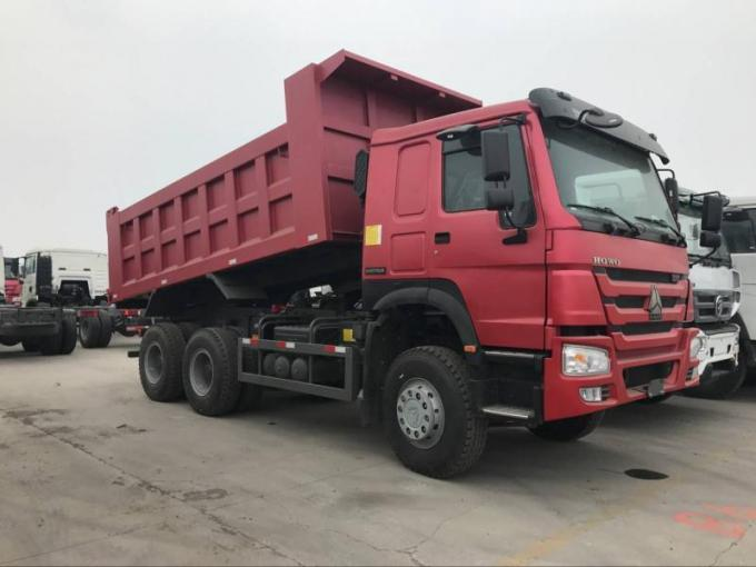 6X4 Diesel Used Dump Tuck 2016 Year LEFT / Right Hand Steering