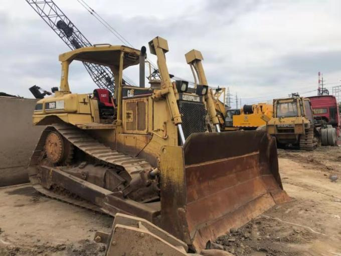 CAT Used Construction Machines ConstructionCaterpillar Bulldozer D6R 2002 - 2012 Year