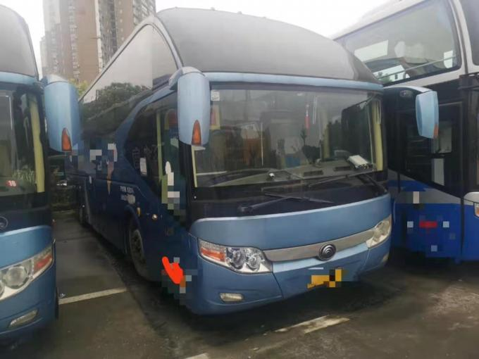 40 Seats Used Yutong Buses 2011 Year Lhd Drive Mode Diesel Pent Roof