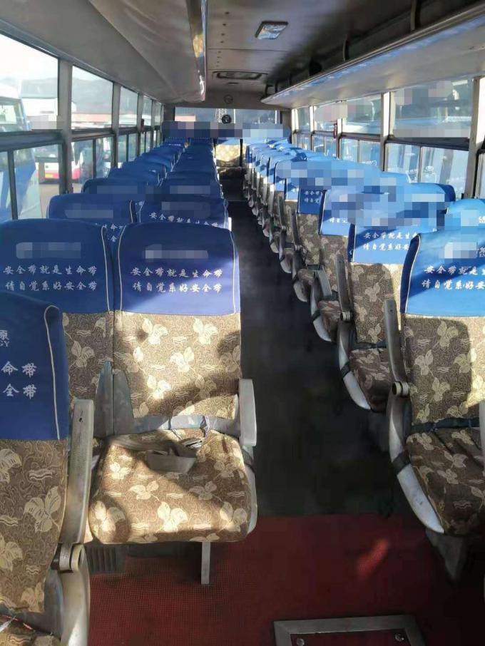Yutong Second Hand Bus ZK6112D With 53 Seats LHD/RHD 2012 Year  Front Engine Used Bus Hot selling In Good Condition